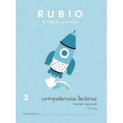 COMPETENCIA LECTORA RUBIO 2...
