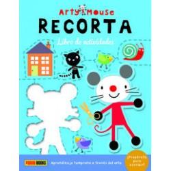 RECORTA - ARTY MOUSE LIBRO...