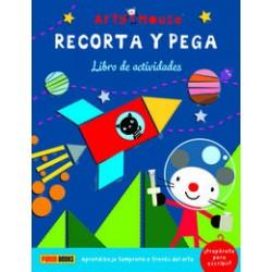 RECORTA Y PEGA - ARTY MOUSE...