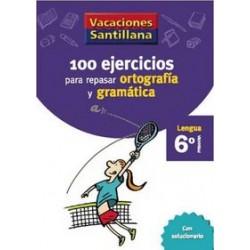100 EJERCICIOS ORTOGRAFIA...