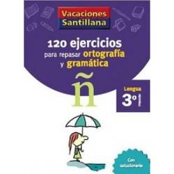 120 EJERCICIOS ORTOGRAFIA...