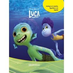 LUCA LIBROAVENTURAS Incluye...