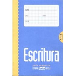 ESCRITURA COLOR 2 LAMELA...