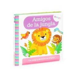 AMIGOS DE LA JUNGLA - LIBRO...
