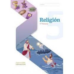 RELIGIÓN 5ºPRIMARIA EGB
