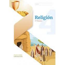 RELIGIÓN 4ºPRIMARIA EGB