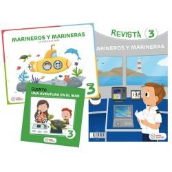 MARINEROS Y MARINERAS 5AÑOS...