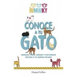 CONOCE A TU GATO MANUAL...