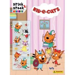STICK&STACK KID-E-CATS