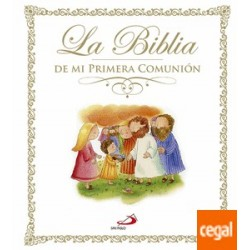 BIBLIA DE MI PRIMERA...