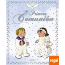 MI PRIMERA COMUNION ROSA