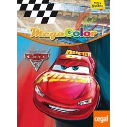 CARS 3 MEGACOLOR